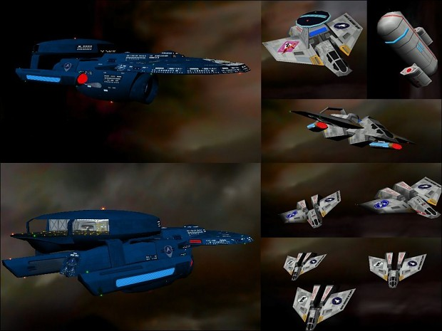 Starchaser Class (Carrier Variant)