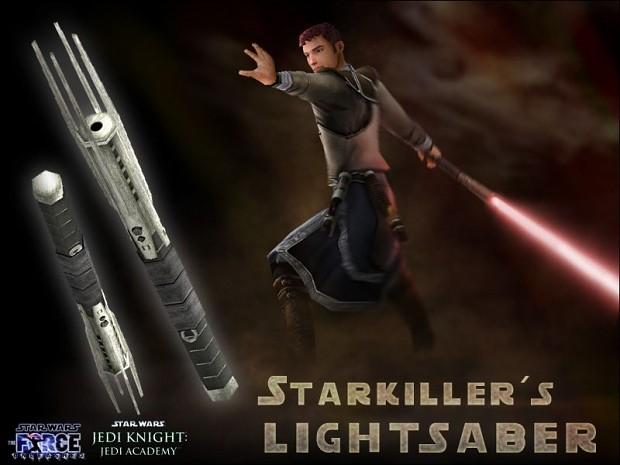 Starkiller's Lightsaber