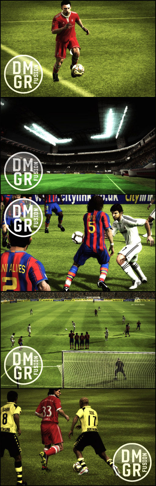 Duong's Match Graphics Replacement Fusion 10 beta v0.5 for FIFA Soccer 10