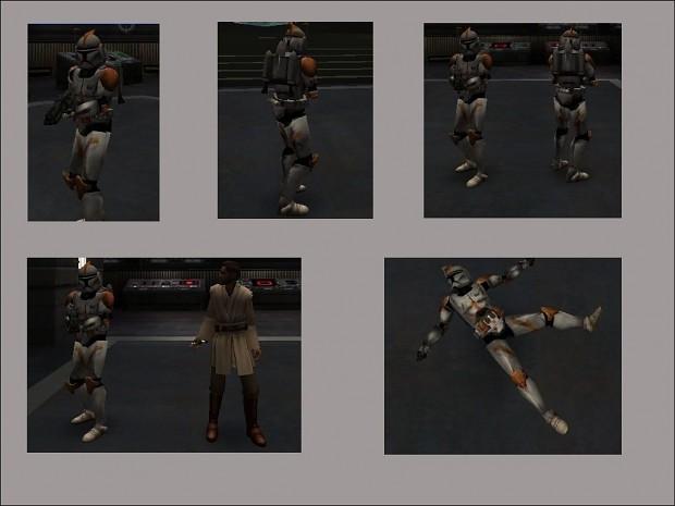 Commander Cody Phase I Armor 1.1
