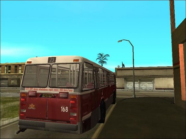 CSA 1 City Bus (Second Generation)
