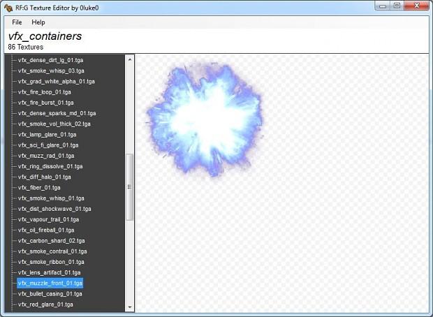 Texture Editor v1.1