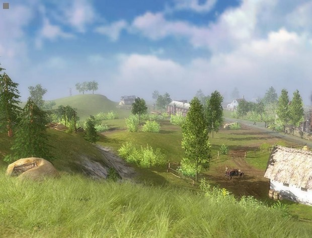 Bosnian Woods (Multiplayer 4v4 custom map)