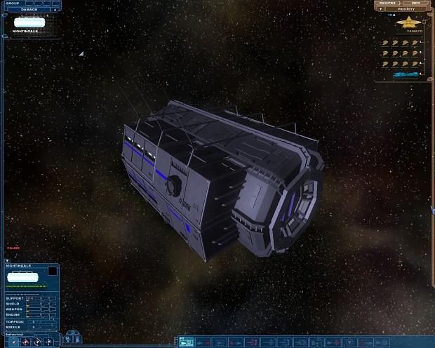 Stargate Mod: War Begins 0.5