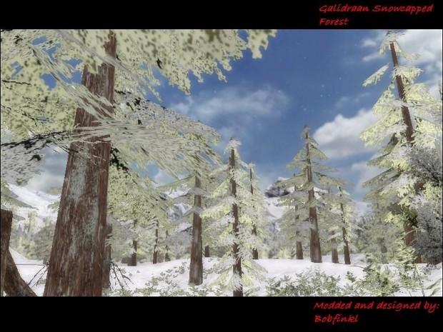 Foliage snow skins 1.0