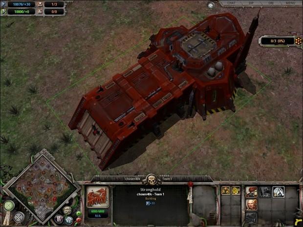 Dawn of War: Tactical Assault 0.1
