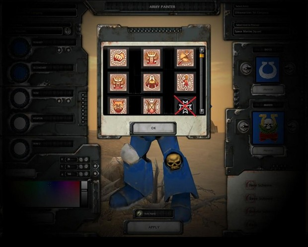 Oblivion Badges and Banners Pack 1.00