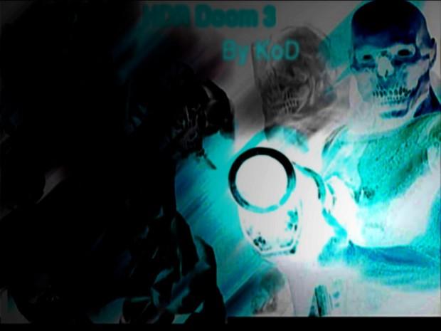 HDR Doom 3 v1.1