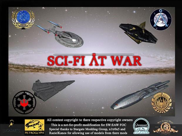 Star Wars: Sci-Fi at War 0.2