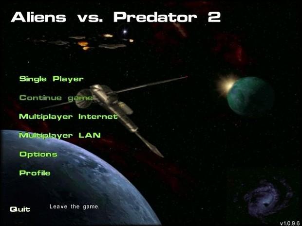 Starcraft Menu (Beta)