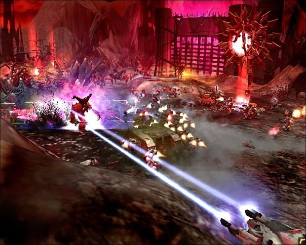 Crimson Spire 2.0 (Inquisition DaemoHunt)