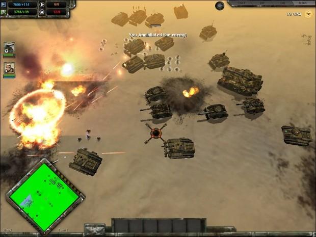 Sandstorm of Battle 1.0