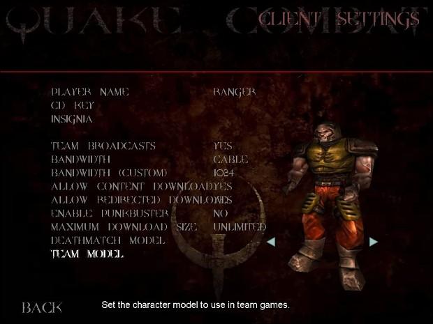 Quake Mod 2.0