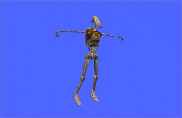 B1 Battle droid skin pack 1.0