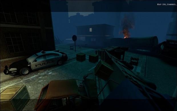 Zombie Panic: Source Damned Map (Beta 6)