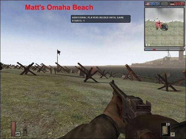 D-Day Omaha Beach 1.0