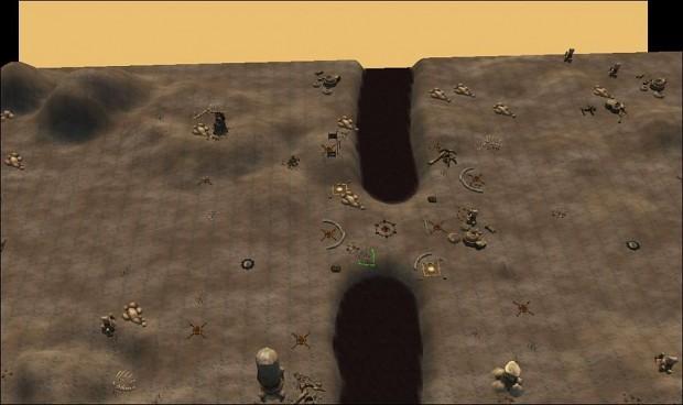 Only Water - A Desert Map 1.2