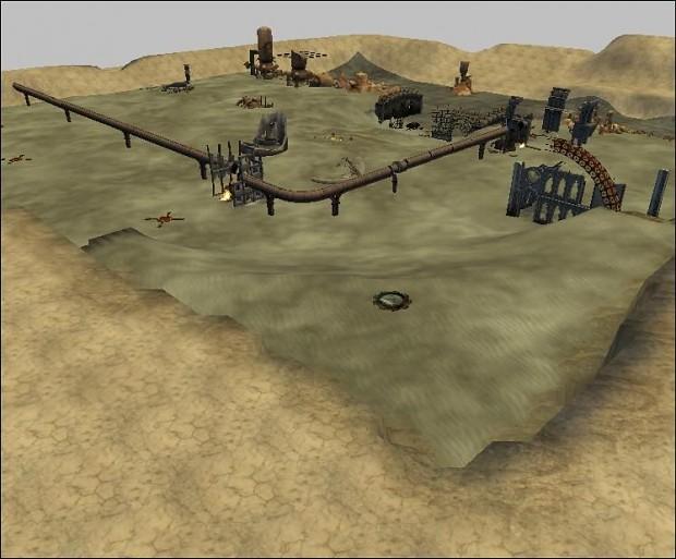 Sand Fields Of Flyon III 1.0