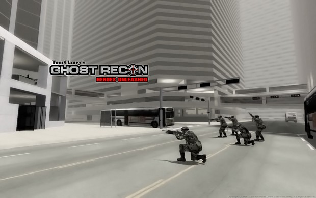 Ghost Recon: Heroes Unleashed 1.0.0b5