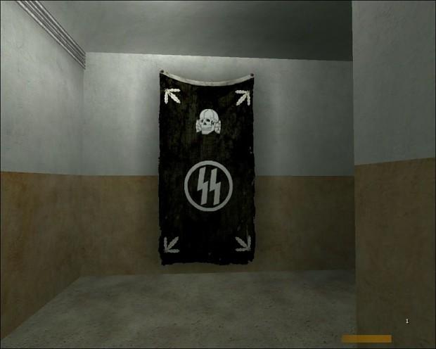 Waffen SS Banners