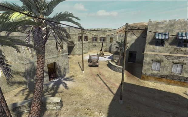 North Africa : Outpost 1.0
