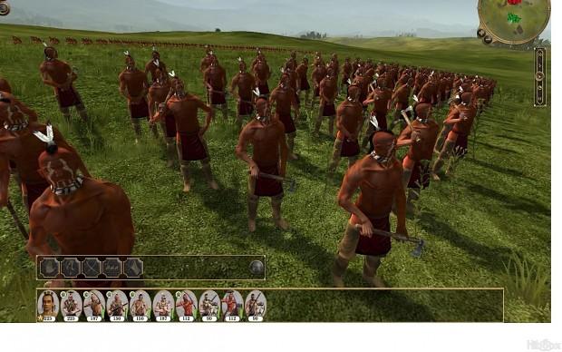Native Indian Retextured