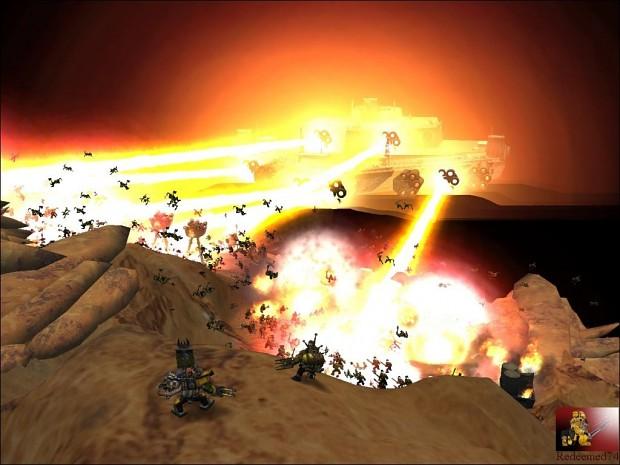 The Titan Gunship 1.0