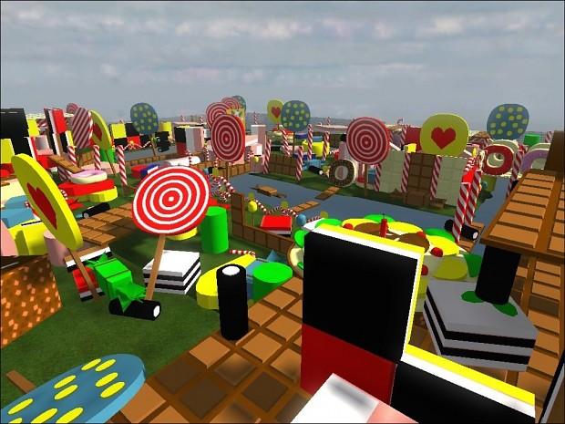 Candy World 1.0