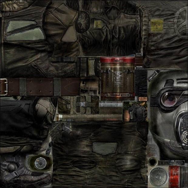 SEVA Stalker Suit 1.0