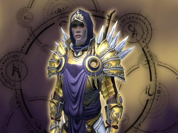 Tyrael Armor 1.0