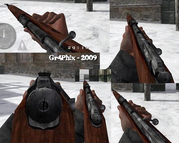 Gr4Ph!x Nagant Skin v1.0