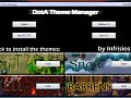 DotA Theme Manager V3 !!!