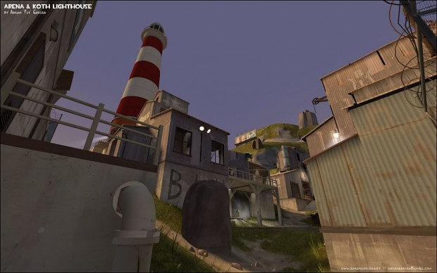 Arena Lighthouse (RC1)