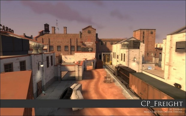 CP Freight Map (Beta 3)