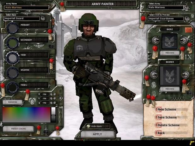 Halo Marines 1.0