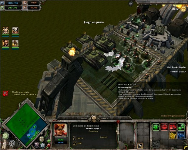 Assault on fortress 0.1