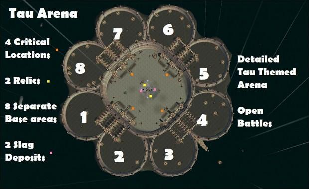 Tau Arena 8 Player 1.0
