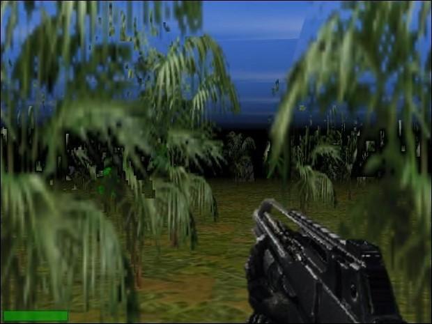 Crysis Jungle Warfare (Demo)