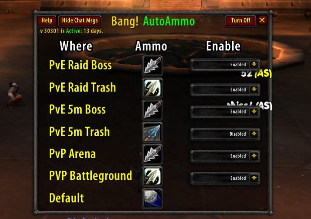 Bang! Auto-Ammo
