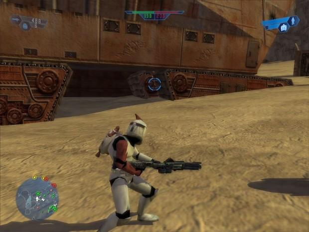 My mod12 clone wars