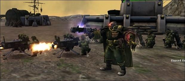 SoulStorm Legions 0.1a (Alpha)