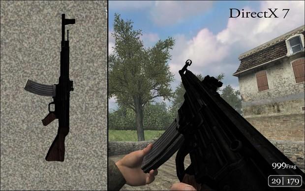 Noppan's Dark MP44 Skin