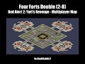 Four Forts Double MP-Map