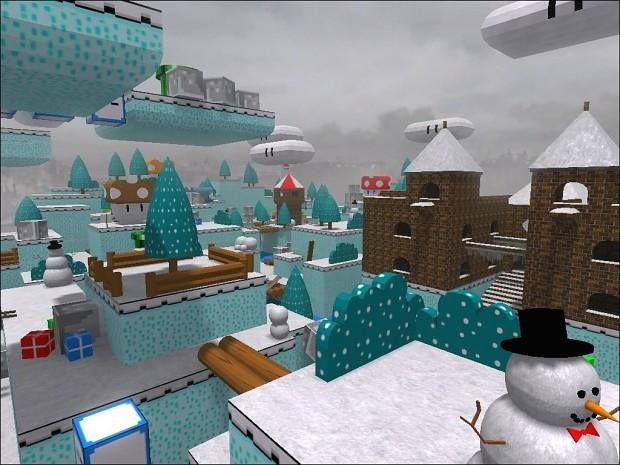 Super Mario 3D Winter Wonder 1.0