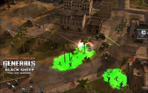 Generals: Black Sheep - The Lost Mission