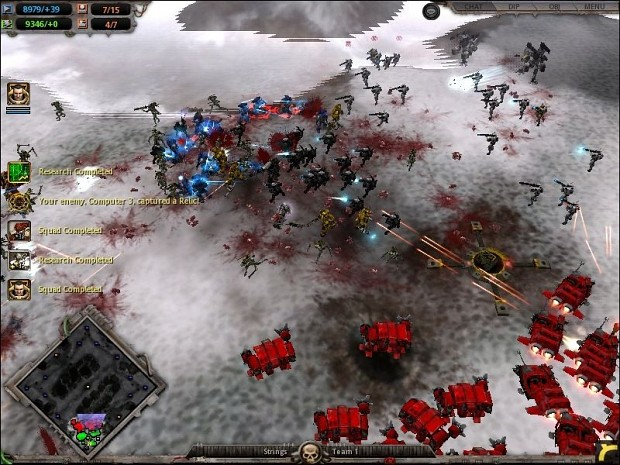 Instant Epic Battle Mod 1.1