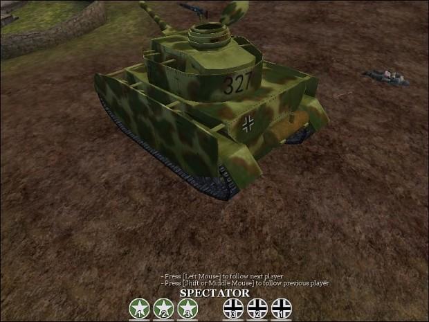 SPLinT_CeLL's Panzer Camo Pack 1.0