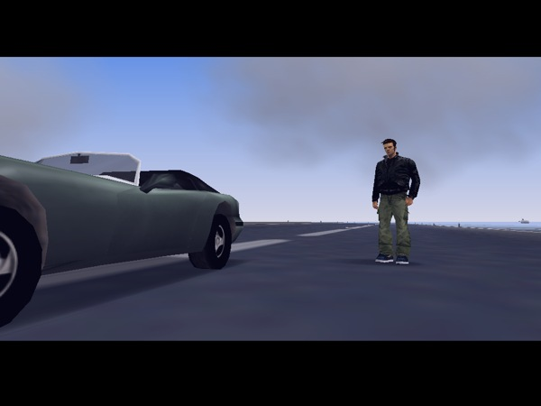GTA 3 Mini-game: Columbo-soccer files