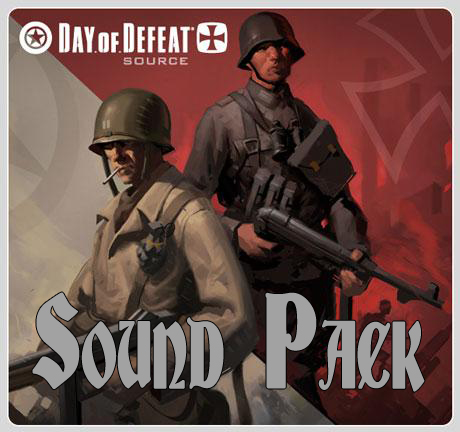 Day of Defeat Source - Sound Pack