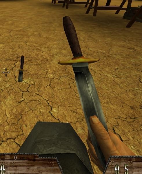 Knife model